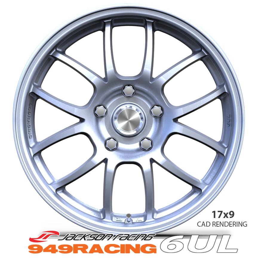 In Development: 17″ 949Racing 6UL Wheels | Jackson Racing