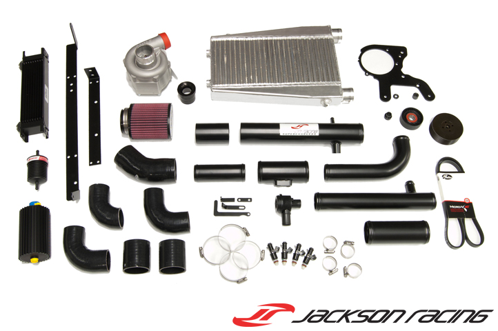 Jackson Racing Civic R18 Supercharger System Released
