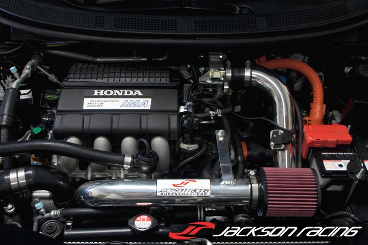 Jackson Racing CRZ Supercharger System Released  Jackson Racing