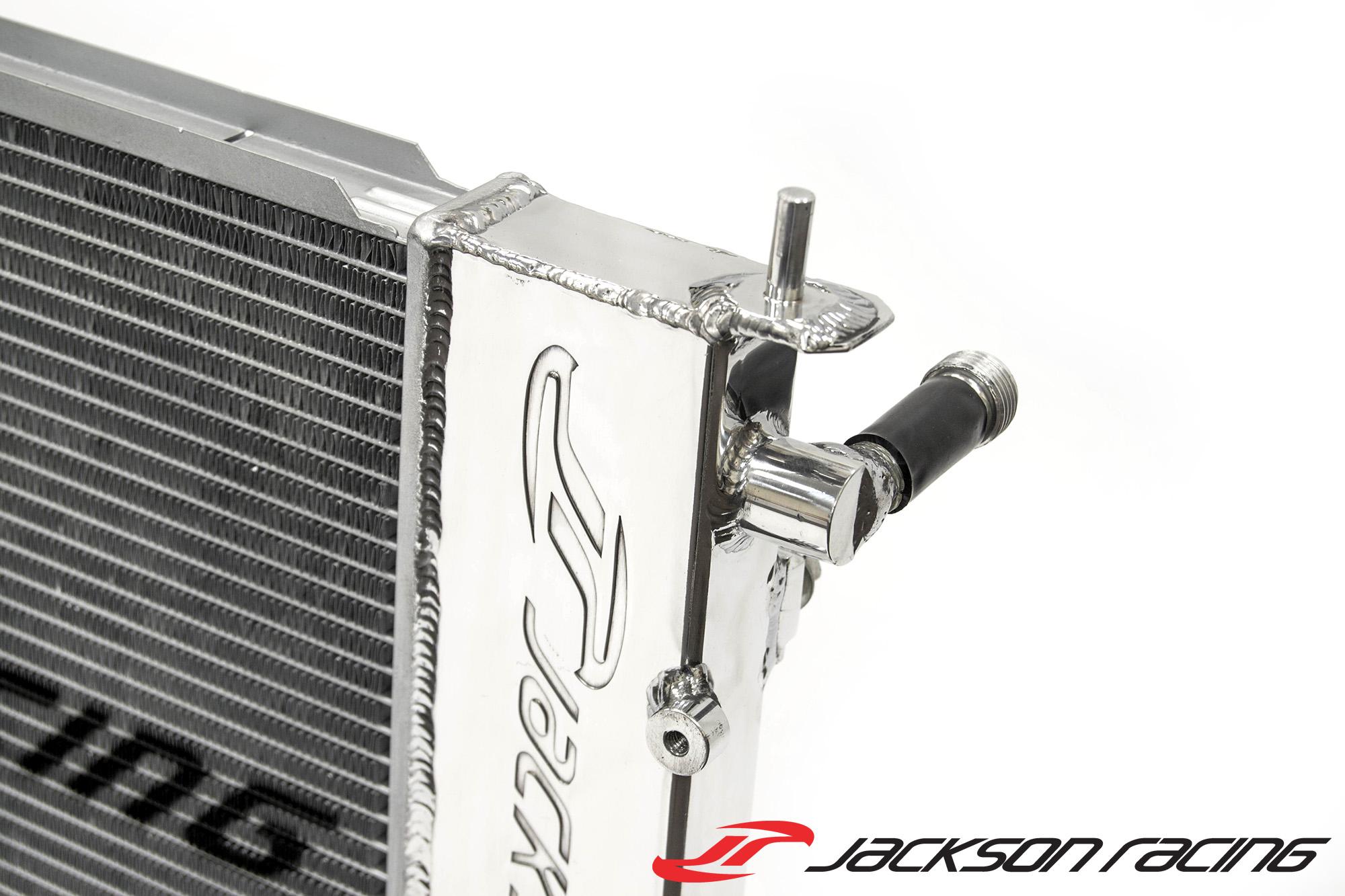 FR-S/86/BRZ Dual Radiator/Oil Cooler