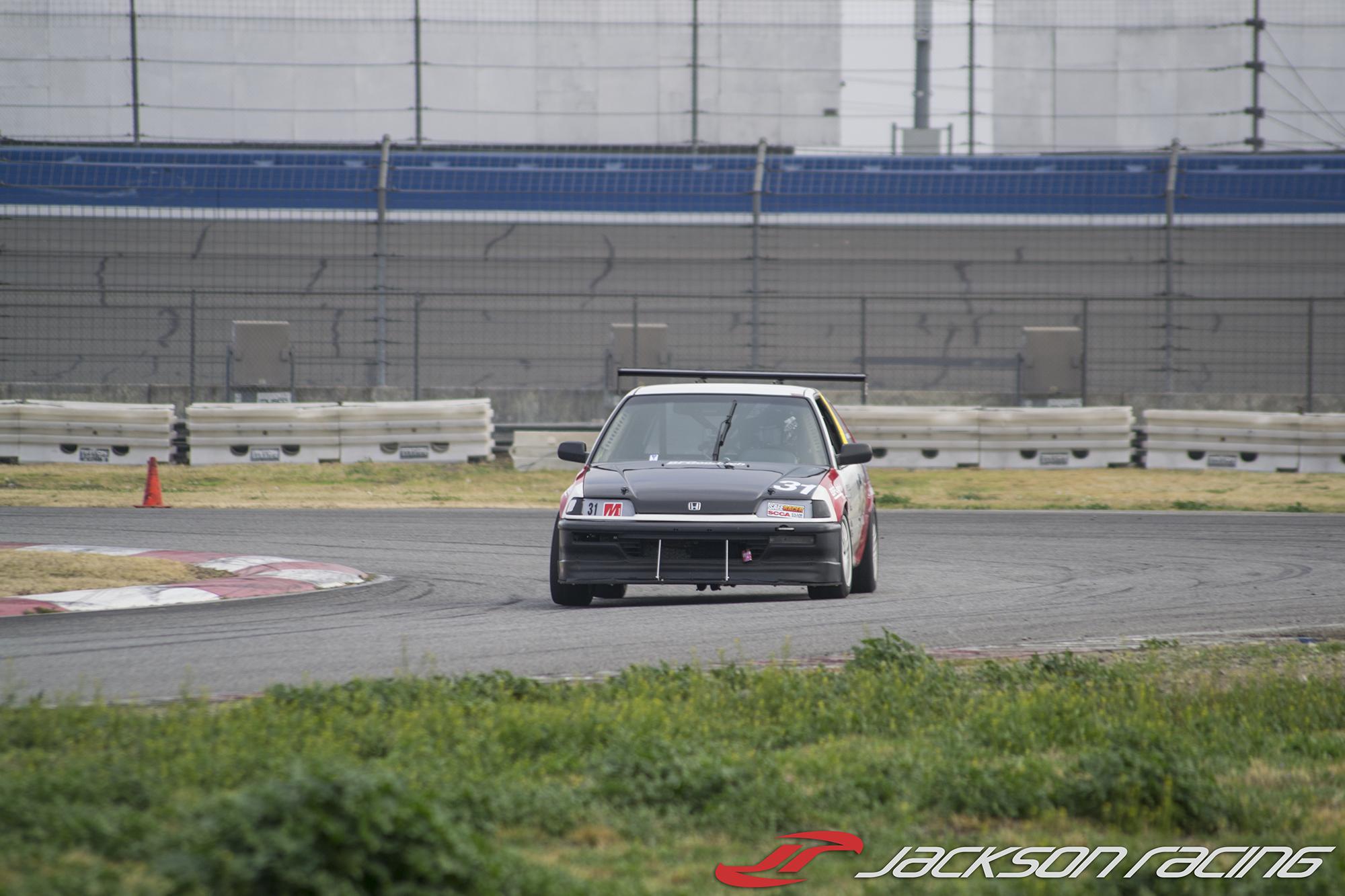 Honda – Jackson Racing