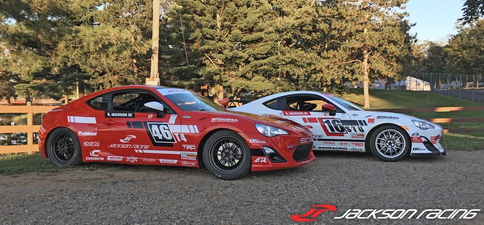 Jackson Racing – Built To Perform
