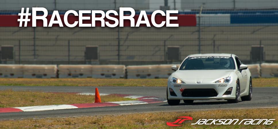 #RACERSRACE